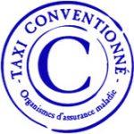 Taxi conventionné par l'Assurance Maladie CPAM